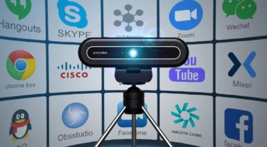 Kaysudaのウェブカメラ『CA10』はノイズリダクションマイク搭載でWeb会議に最適